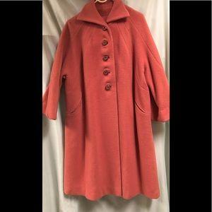 Vintage Bradley of New York coat